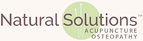 About Us - Acupuncture & Osteopathy - Natural Solutions