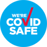 covid safe sign